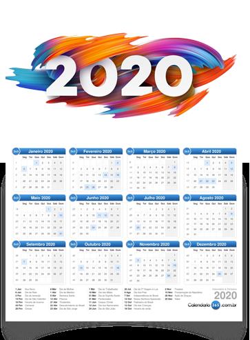 Calendario - Yara Clube