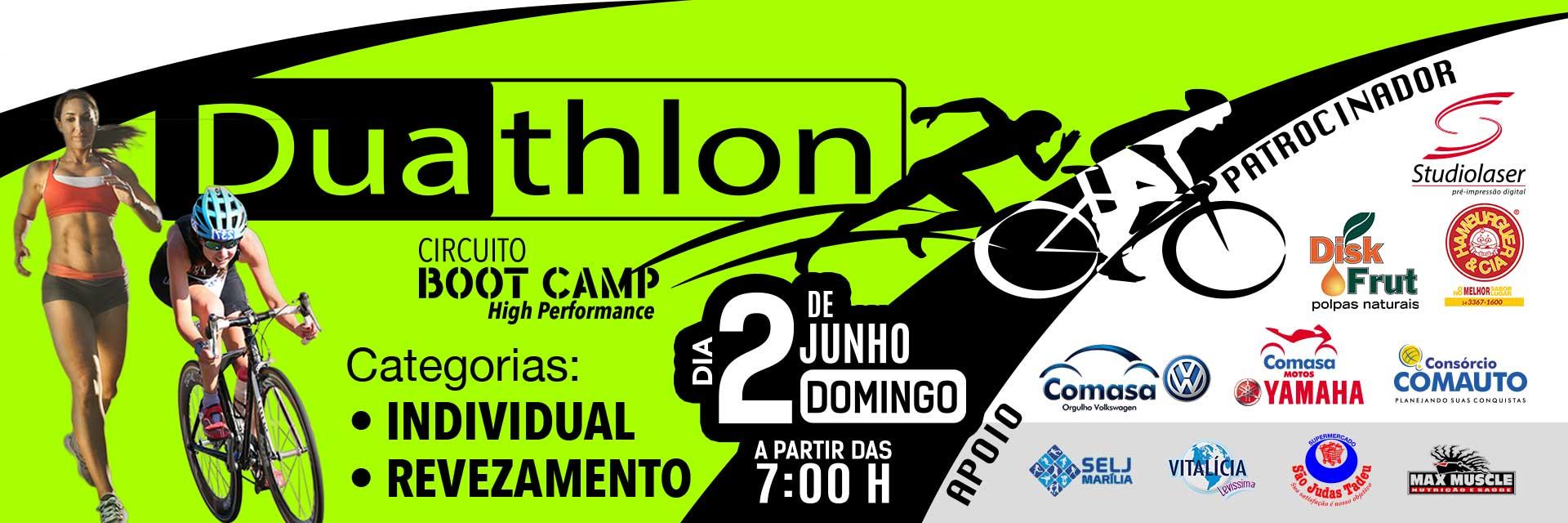 DUATHLON Yara Circuito High Performance