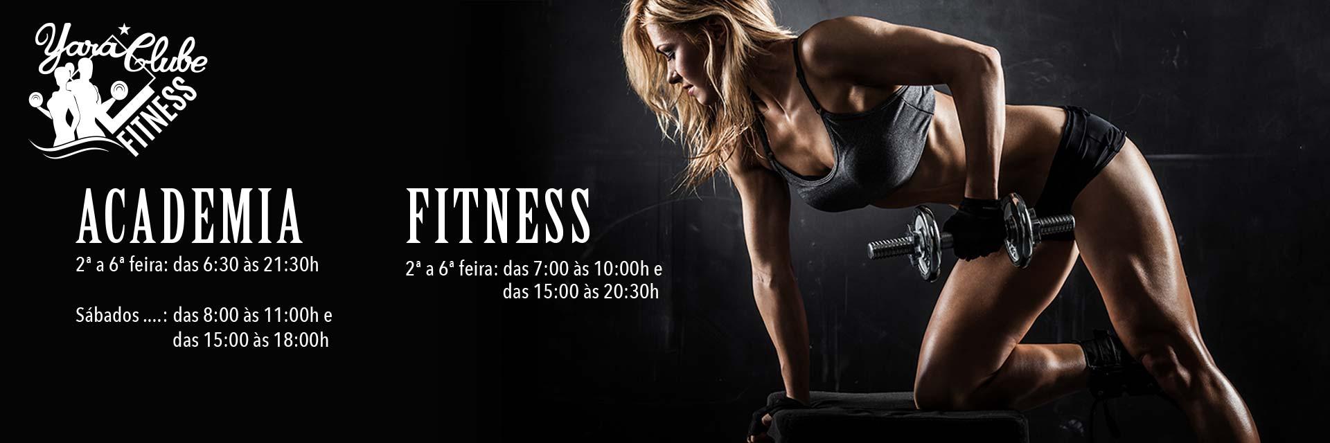 Academia e Fitness
