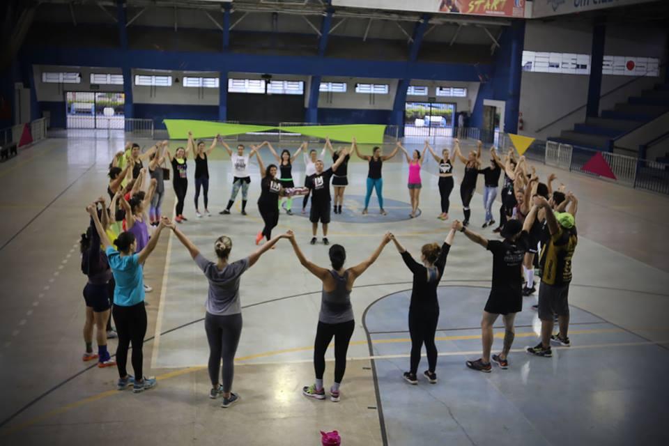 Desafio de Aniversário Equipe Fitness