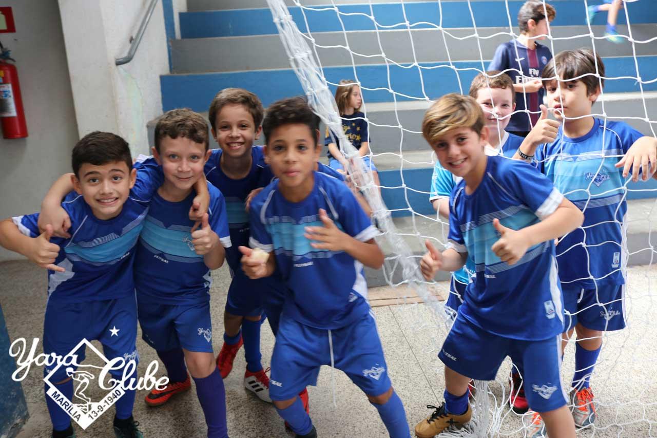 Times do Yara fazem boa campanha no Campeonato Paulista de Futsal Série A3