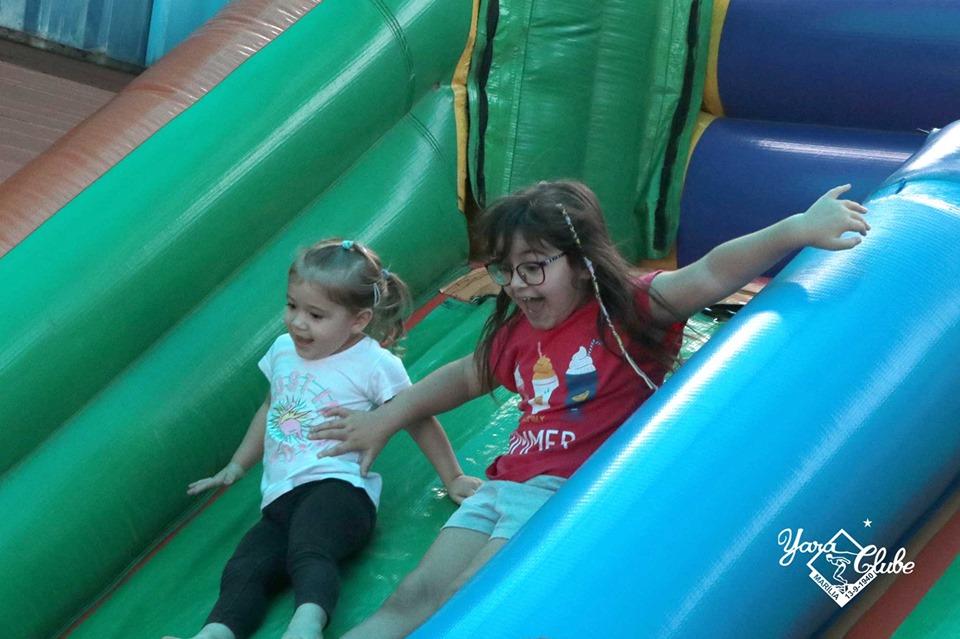 Próximo domingo terá muitas atividades para as crianças