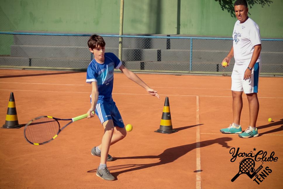 Tênis – O golpe Forehand