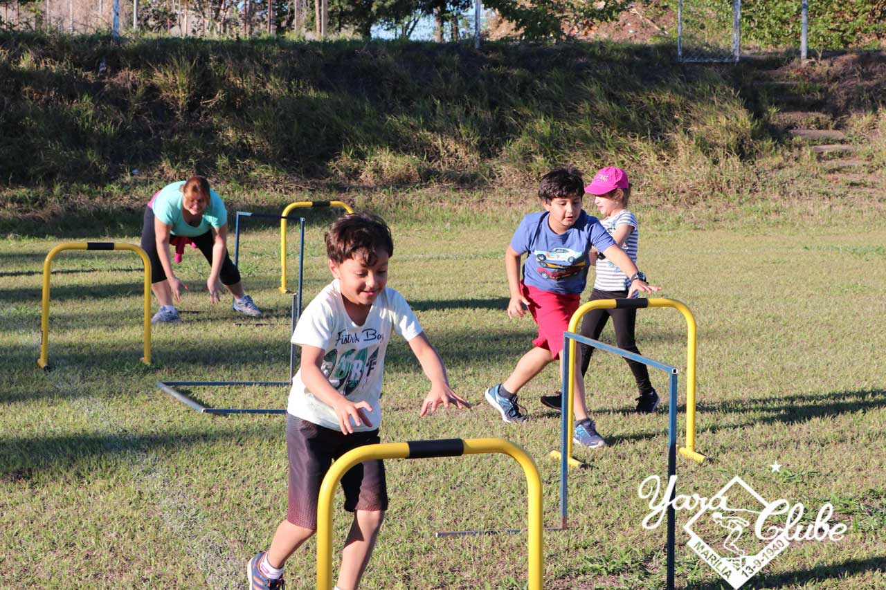 Boot Camp reúne famílias numa tarde intensa e divertida no Yara Park