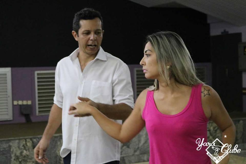 Sócios já procuram as aulas de Dança de Salão no Yara