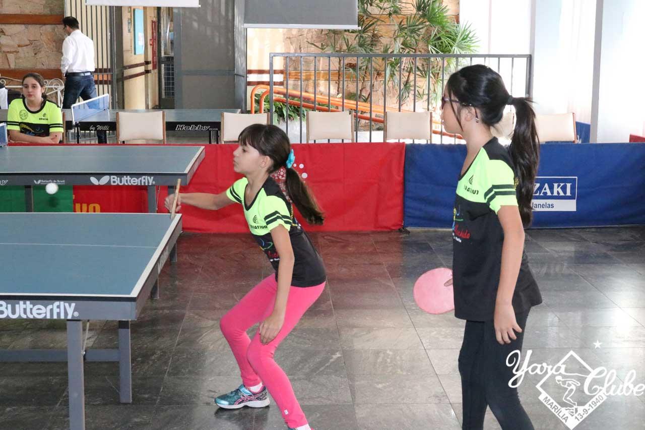 No Yara! Após 10 anos, Marília volta a sediar importante torneio de Tênis de Mesa