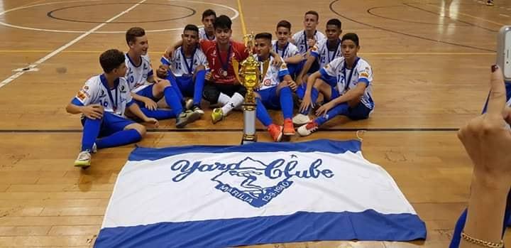 Yara conquista três títulos na Copa Alcides Mattiuzzi de Futsal