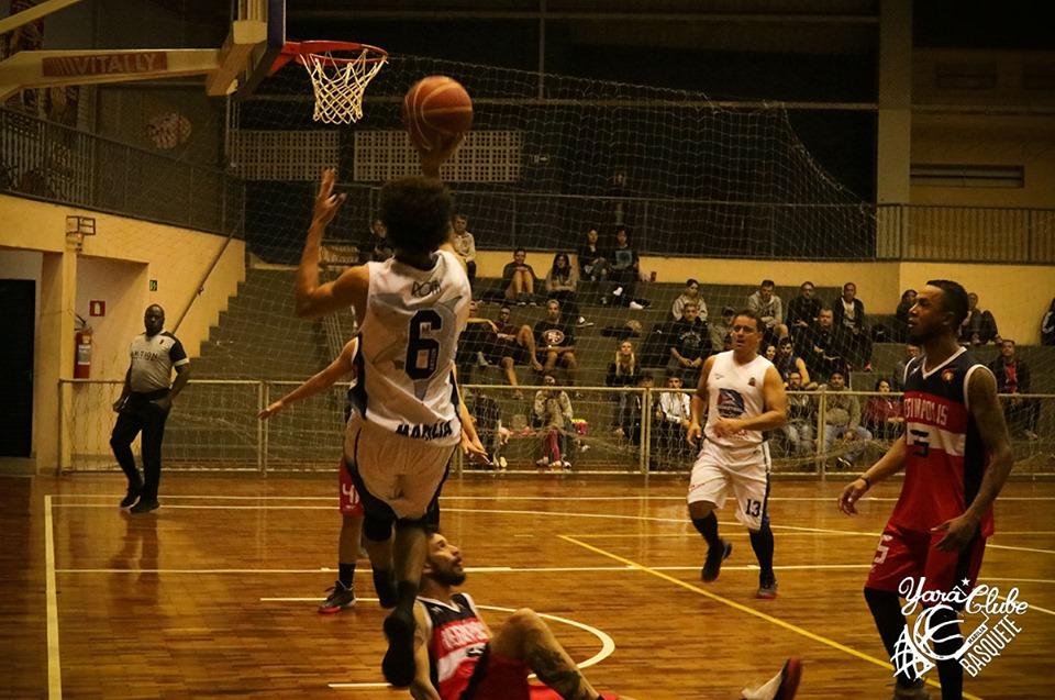 Yara Basket vence Iacanga e segue líder da LBC