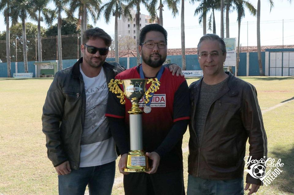 Yoshida Engenharia conquista o título do Futebol Elite