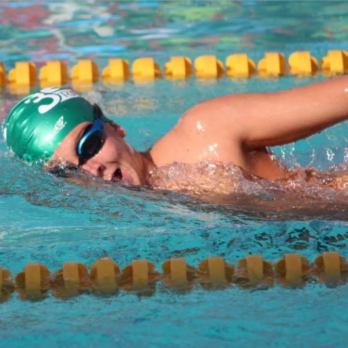 Nadador do Yara compete no Paulista Júnior em Santos