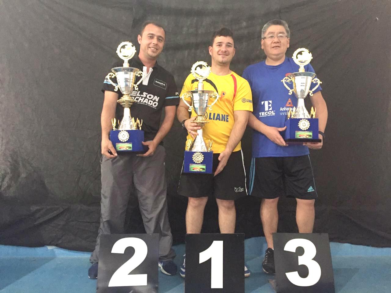 Tênis de Mesa - Yara conquista segundo lugar na 5ª etapa da Liga Oeste Paulista