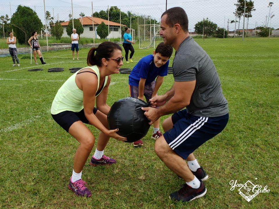 Family Day une diversão com atividade física no Yara Park