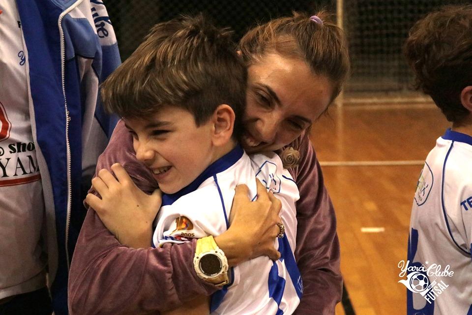 Sub 09 se sagra campeão da Copa Alcides Mattiuzzi de Futsal
