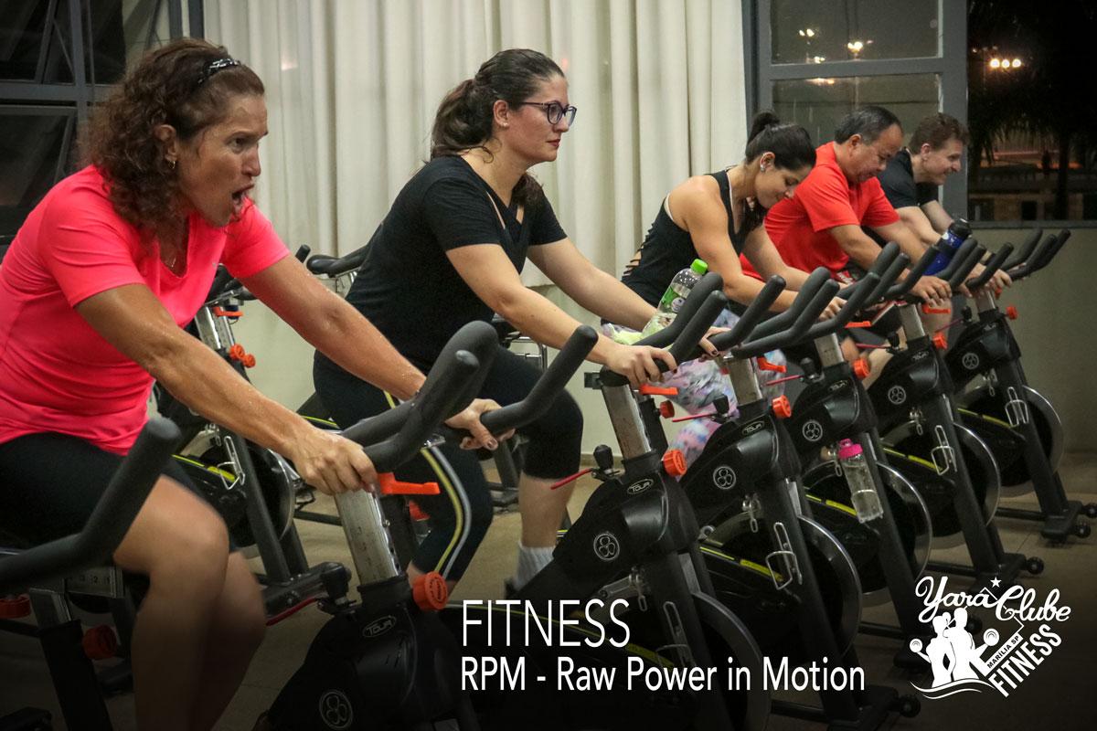 Yara Fitness - O Tiro de Velocidade no RPM
