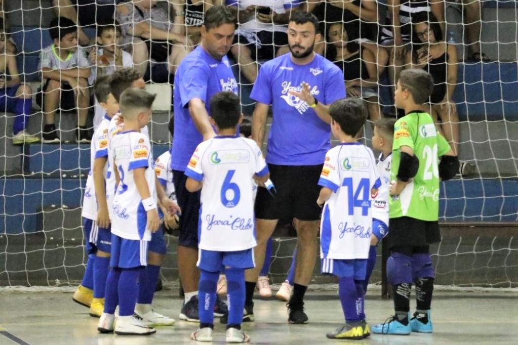 Yara Clube tem história de proporcionar a prática esportiva para criancas, jovens e adultos
