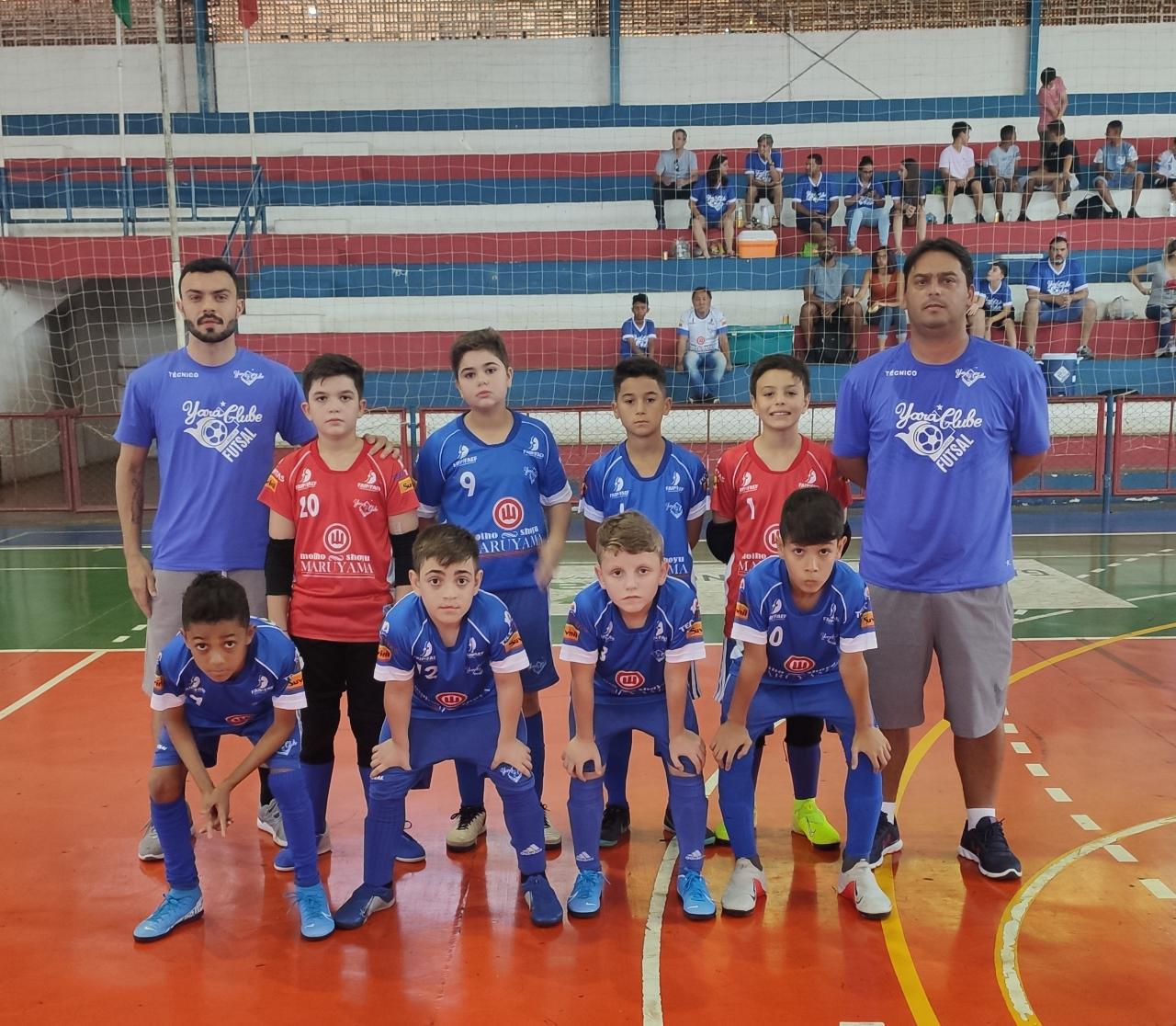 Futsal do Yara Clube é Campeão Paulista 2019 nas Categorias Sub10 e Sub14