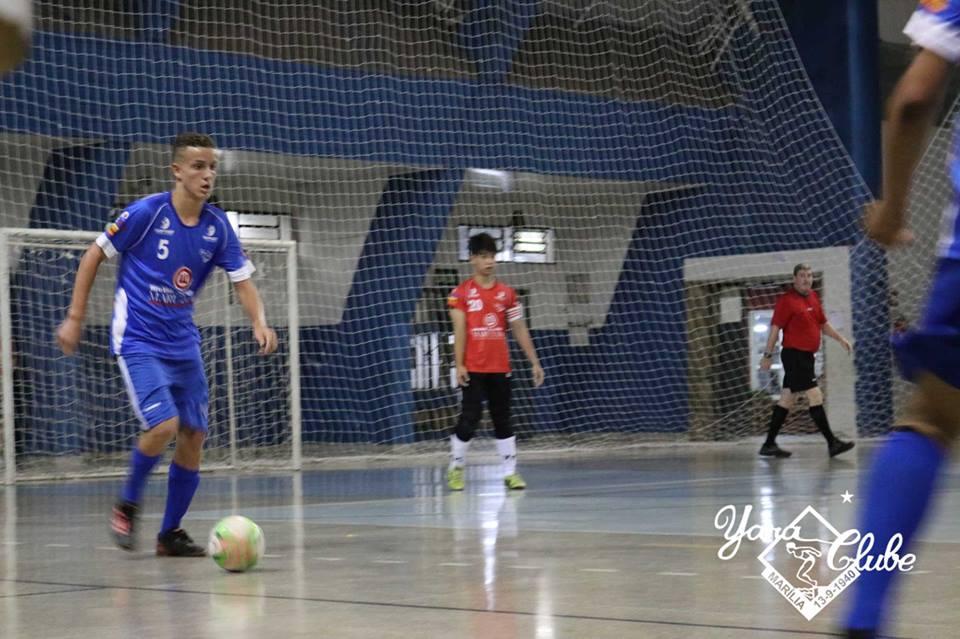 Times de Futsal do Yara disputarão 4 finais no domingo
